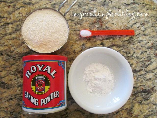 Как се прави Самонабухващо Брашно (Self-Rising Flour)