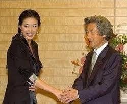 韓国式握手
