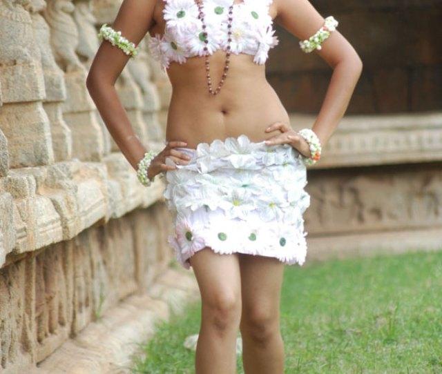 Kannada Actress Ragini Hot Navel Show