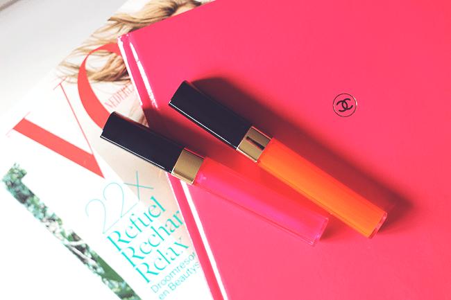 Chanel Reflets d'Été – the lip gloss