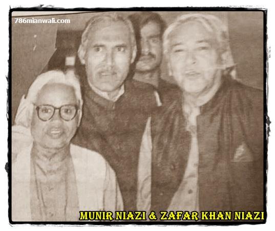 Munir Niazi Ki  Shokh Baatein