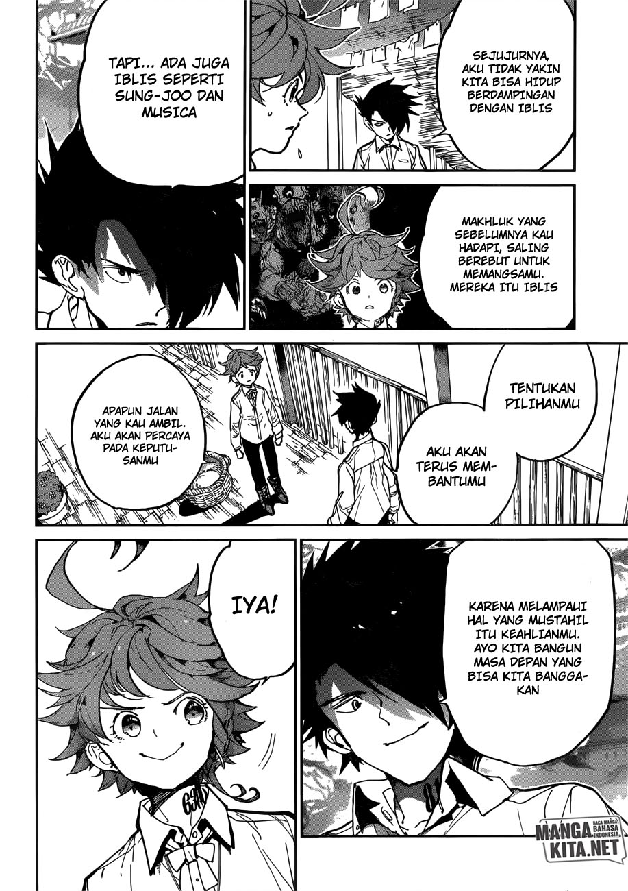The Promised Neverland: Chapter 123 - Page 17