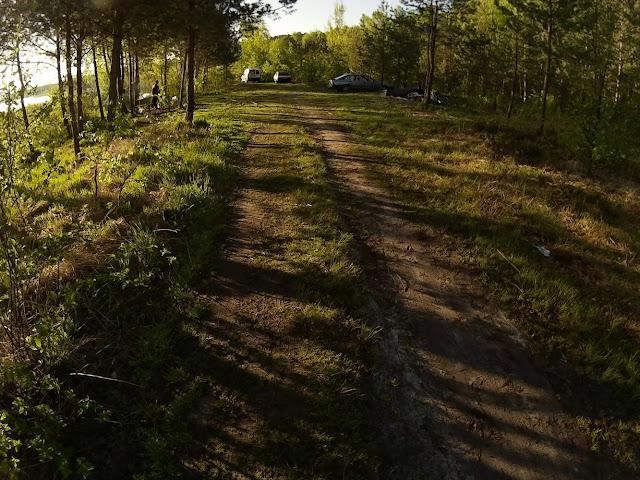 Дорога до нашого табору