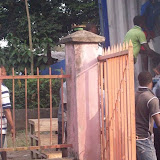 Container Arrival & Offloading in Buea - 100_9083.JPG