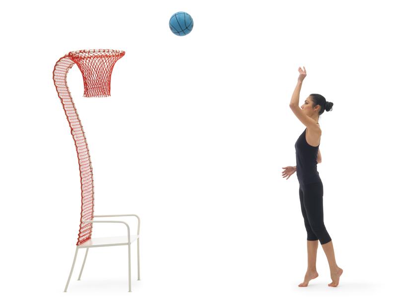 *Campeggi 懶惰籃球椅子:進行室內戶外運動的好選擇! 3