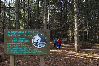deepwater point shore st sign