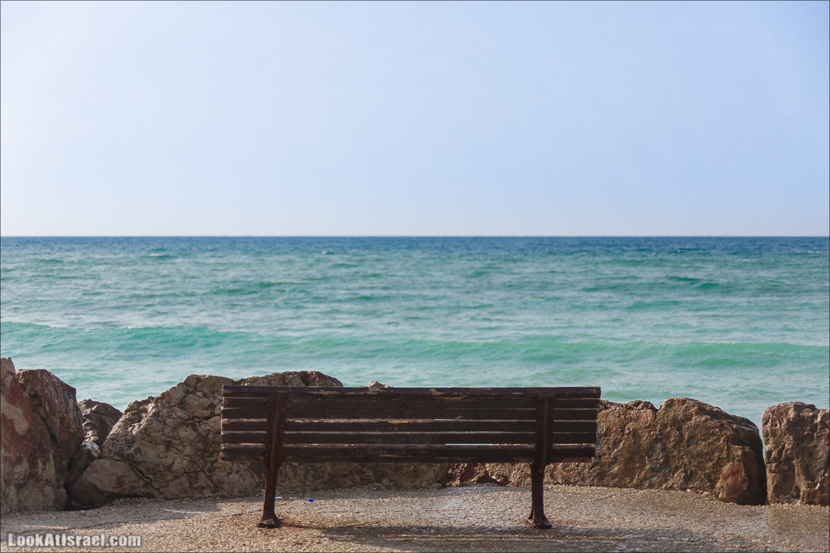 Уютные скамейки Израиля | Cozy benches of Israel | LookAtIsrael.com - Фото путешествия по Израилю