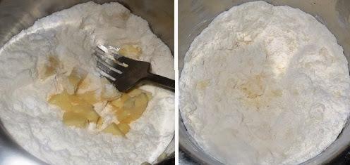 Vanilla and Prune Scones | Best Eggless Scones Step by Step Recipe