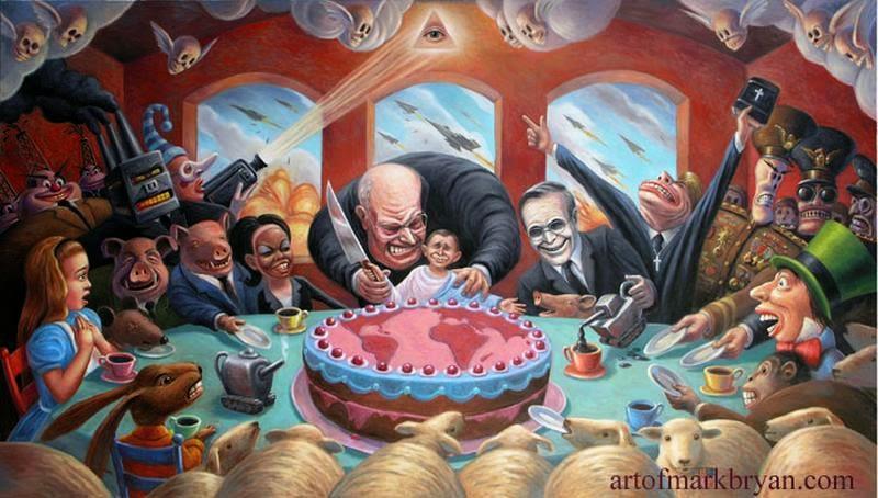 Плутократия жирует