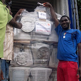 Container Arrival & Offloading in Buea - 100_9072.JPG