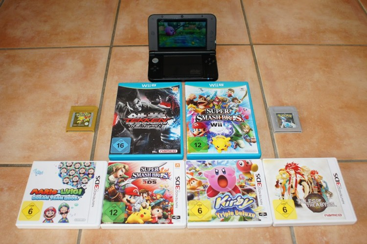 Pokémon, Gameboy, 3DS