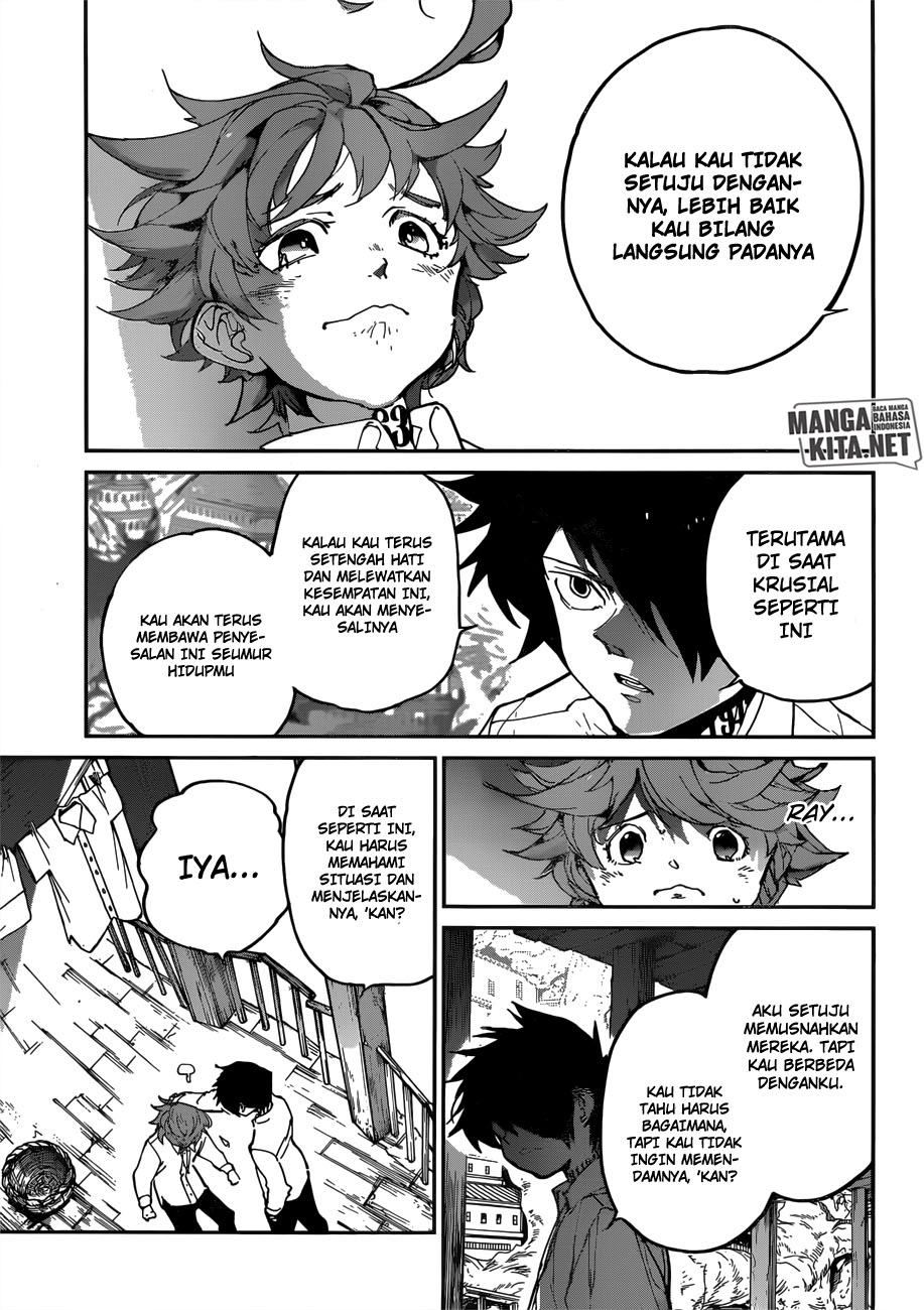 The Promised Neverland: Chapter 123 - Page 8