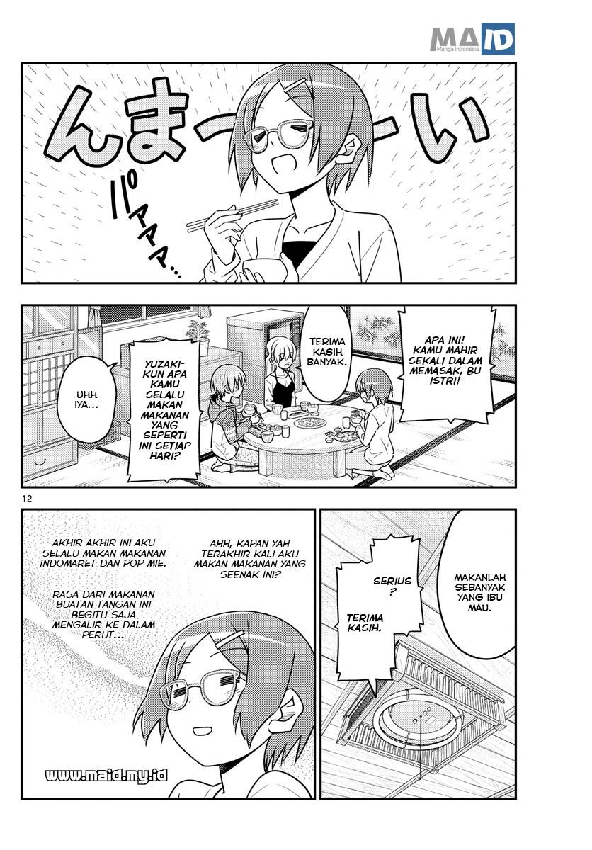 Tonikaku Kawaii: Chapter 48 - Page 15