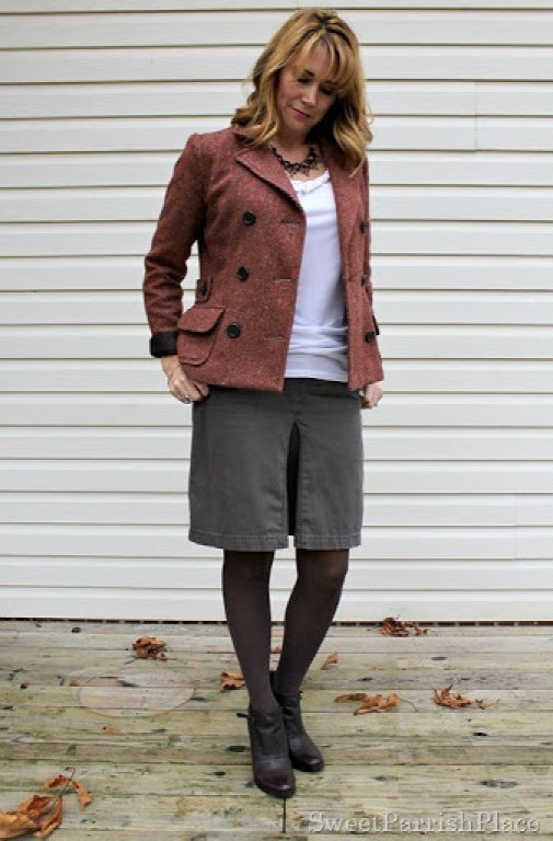 twee-blazer-brown-skirt-booties-1