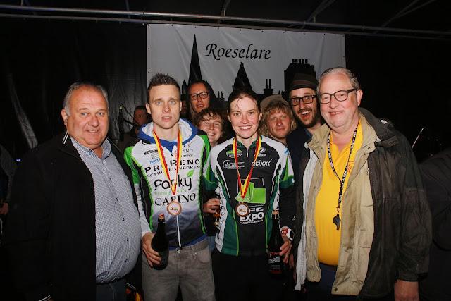 medaillewinnars Krottegemse corrida