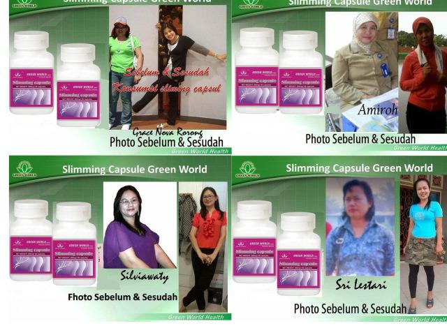 Cara Pemesanan Slimming Capsule Pelangsing Herbal Alami