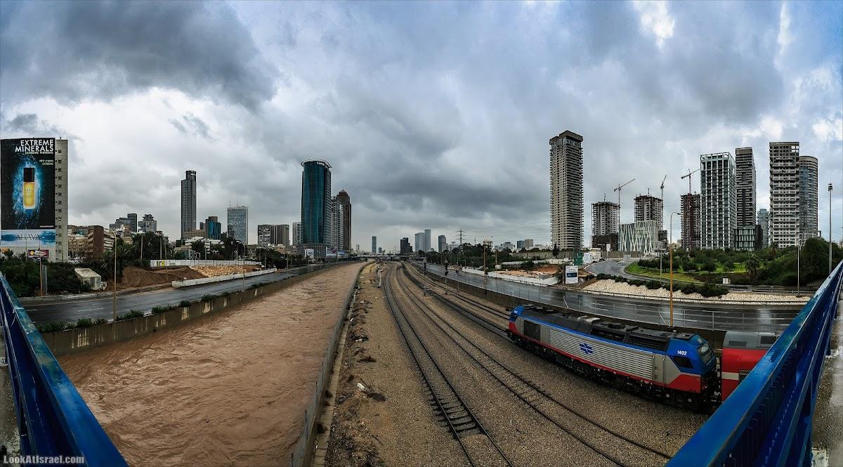 Реки Тель Авива
