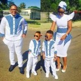 Tswana Traditional Wedding Dresses Pictures