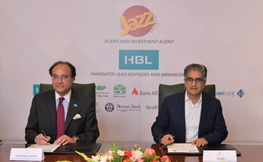 Jazz secures telecom sector's largest credit facility to support 4G network rollout