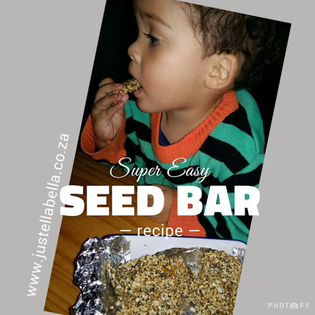 justellabella seed bar recipe