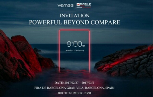 Exclusive : Vernee Plans To Release 5 Smartphones With Massive RAM and Battery Capacity 3