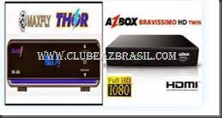 ATUALIZAÇÃO AZBOX BRAVISSIMO EM MAXFLY THOR v1.031