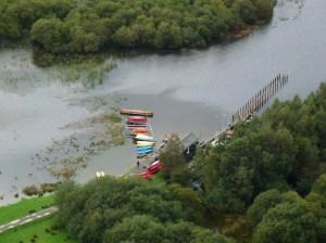 On Derwent Water