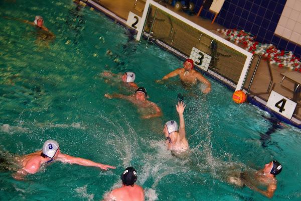waterpolo Roeselare vs Mechelen