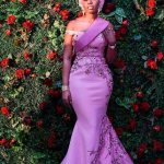 Modest Wedding Aso Ebi 2018 Women's