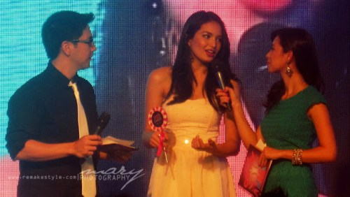 Candy Style Awards 2012 - Rockwell Tent, Makati City - May 4, 2012 - Sarah Lahbati