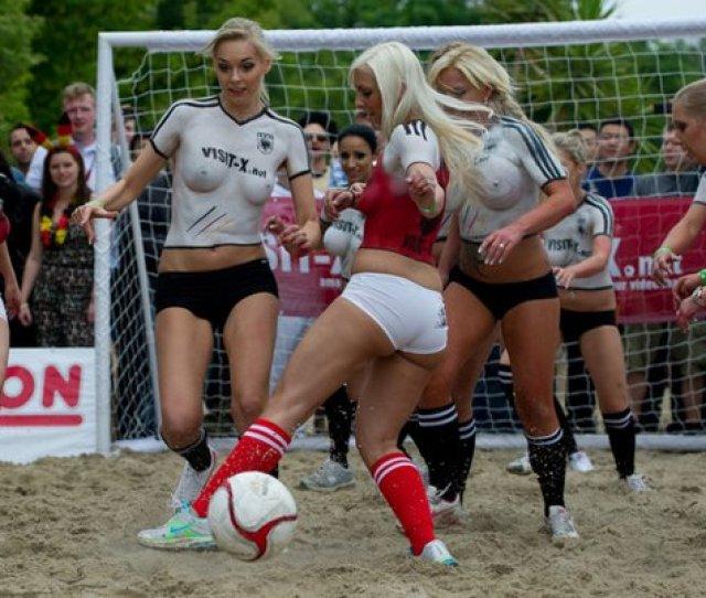 An Alternative Euro 2012 Denmark V Germany Porn Star Match