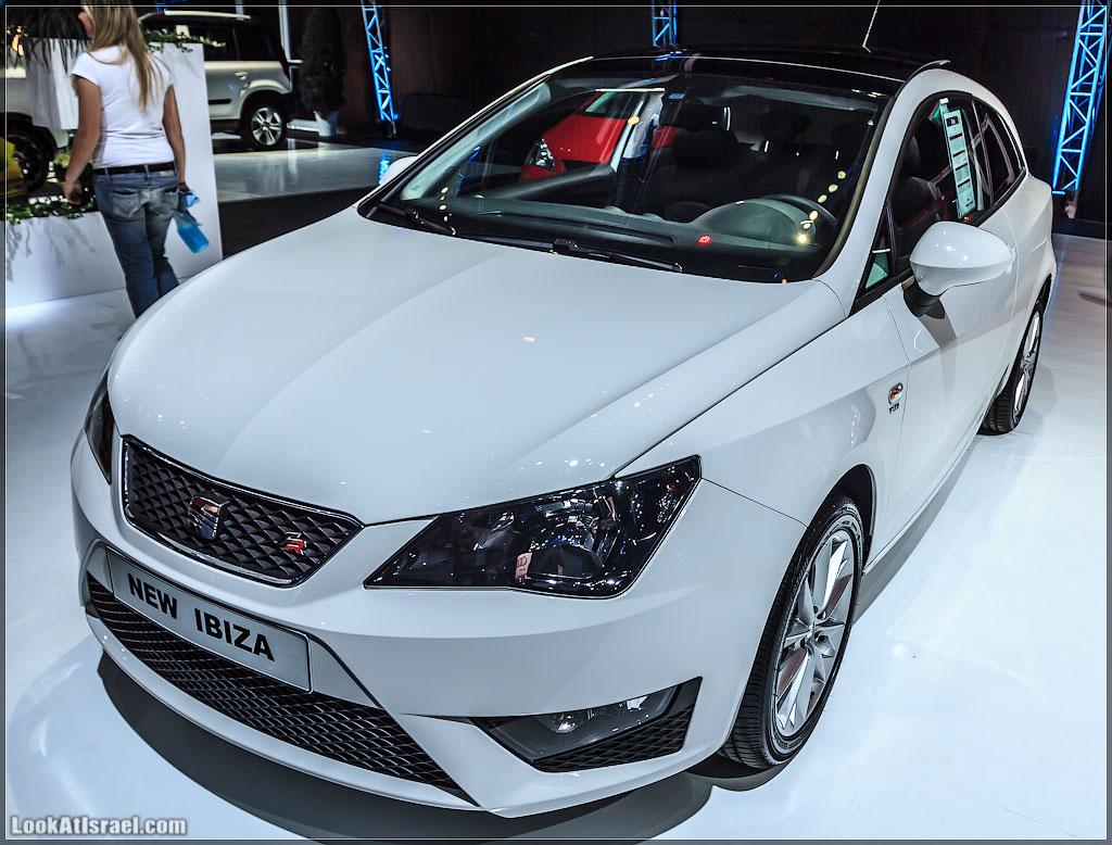 Automotor 2012 | LookAtIsrael.com - Фотографии Израиля и не только...