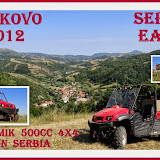 ATOMIK  in  EAST  SERBIA - Jasikovo 2012