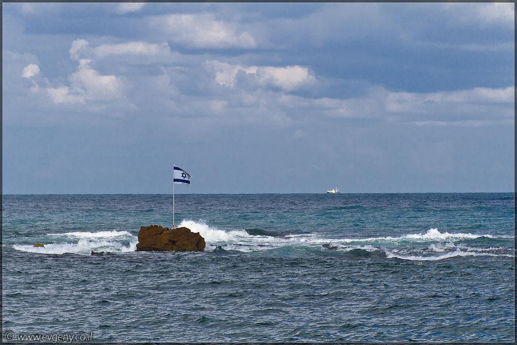 Скалы Андромеды в Яффо | Andromeda rocks in Jaffa | LookAtIsrael.com - Фото путешествия по Израилю