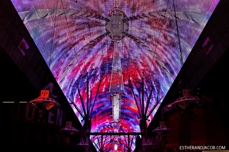 Fremont Street Experience (Ultimate Las Vegas To Do List).