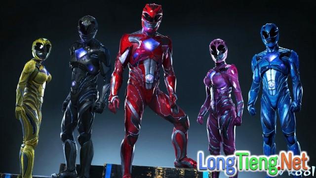 Xem Phim Năm Anh Em Siêu Nhân - Power Rangers - phimtm.com - Ảnh 4