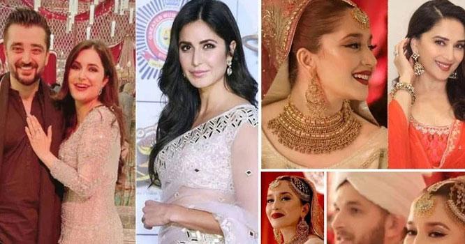 Social media comparing Naimal Sister Fiza Khawar and Hamza sister Fazeela to Indian Actresses
