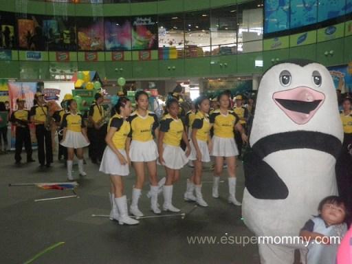 Ramon Magsaysay High School Marching band