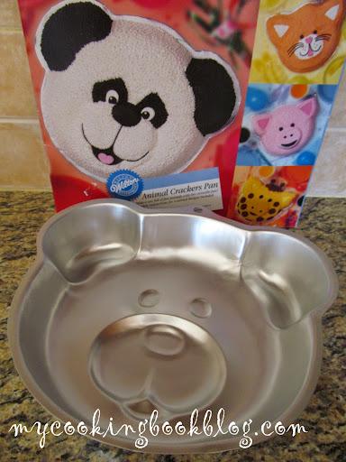 Торта Панда