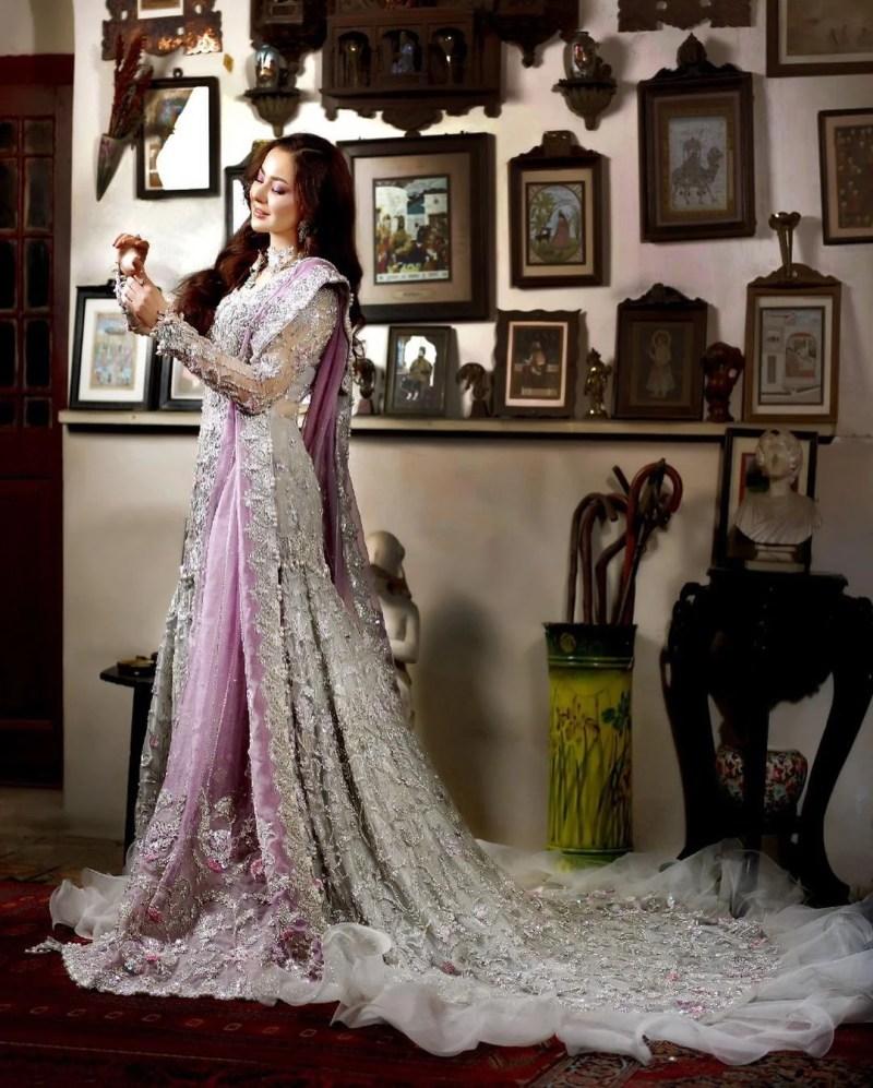 bisma akbar Tiraz Bridal Collection