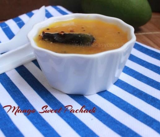 Mango Sweet Pachadi2