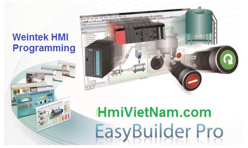Weintek HMI Programming