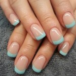 Best French Nail Art for Outing 2016 / 2017