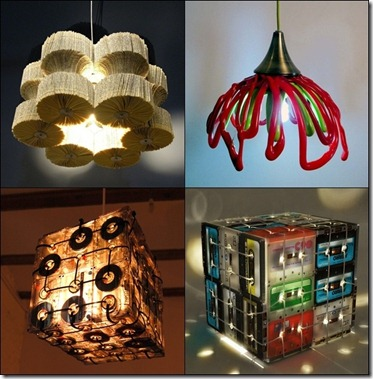 Creative Ideas For Home Decoration From Waste Materials