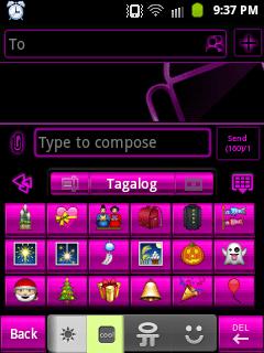 GO Keyboard - Emoji Set 4