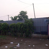 Container Arrival & Offloading in Buea - 100_9155.JPG