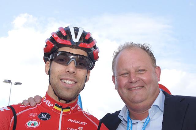 Jens Debusschere en Filip Beerland