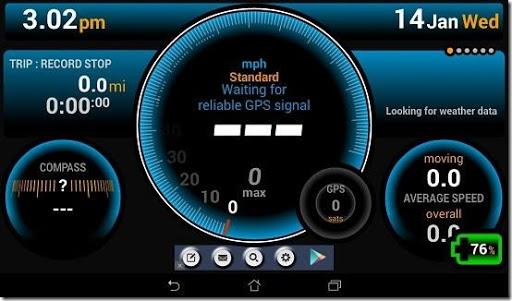 aplikasi penghitung kecepatan android