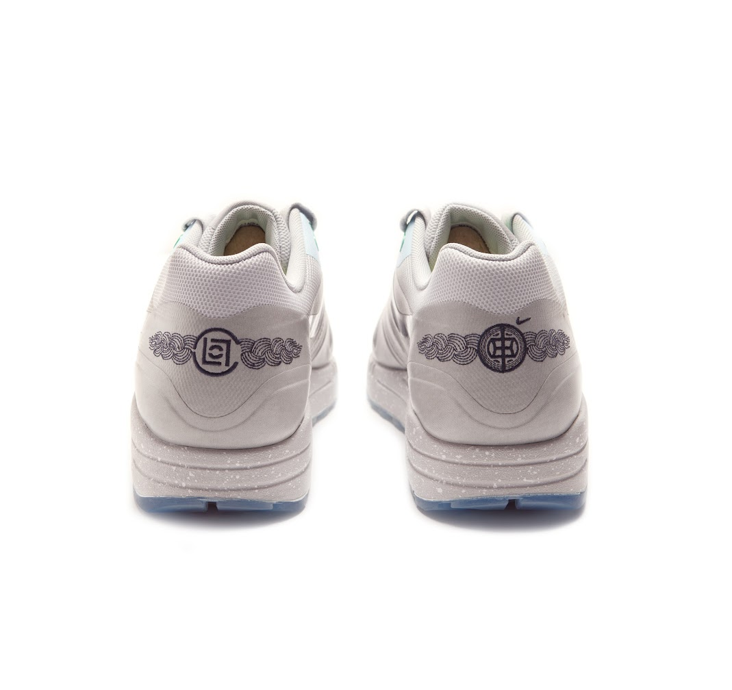 #從鞋底可以看到腳底?: Nike Air Max 1 CLOT再續中華武功文化! 2