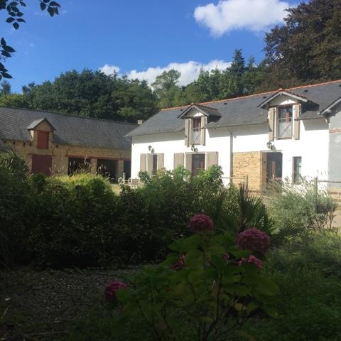 Unser Hotel in der Bretagne: Le Domaine de Bodeuc (nicht gesponsort)